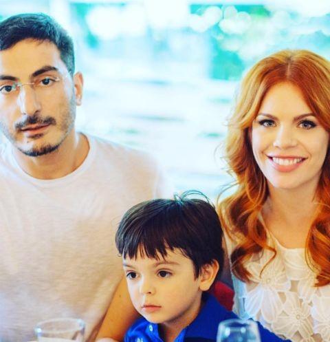 Анастасия стоцкая с семьей фото