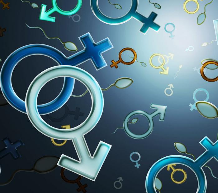 знак женского пола