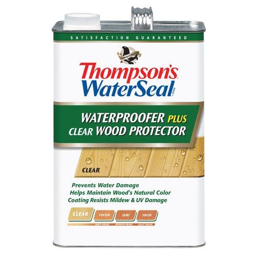 Water seal wood protector