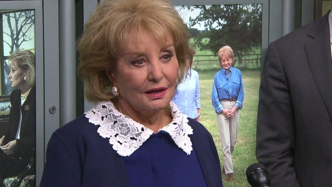 Barbara walters special most fascinating people