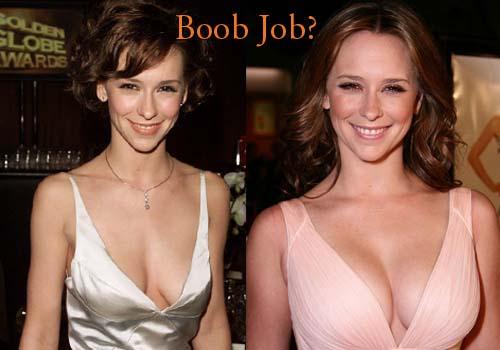 Jennifer love hewitt boob