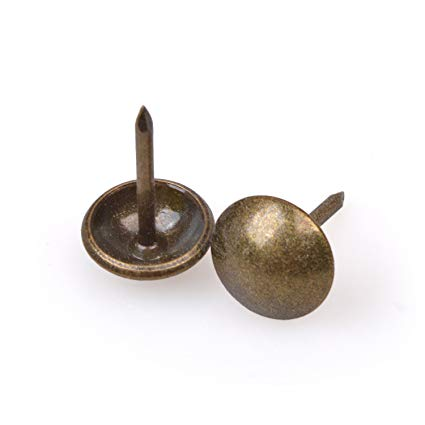 Antique brass nails