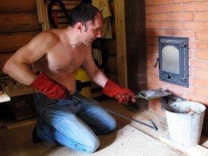 Во сне топить баню дровами