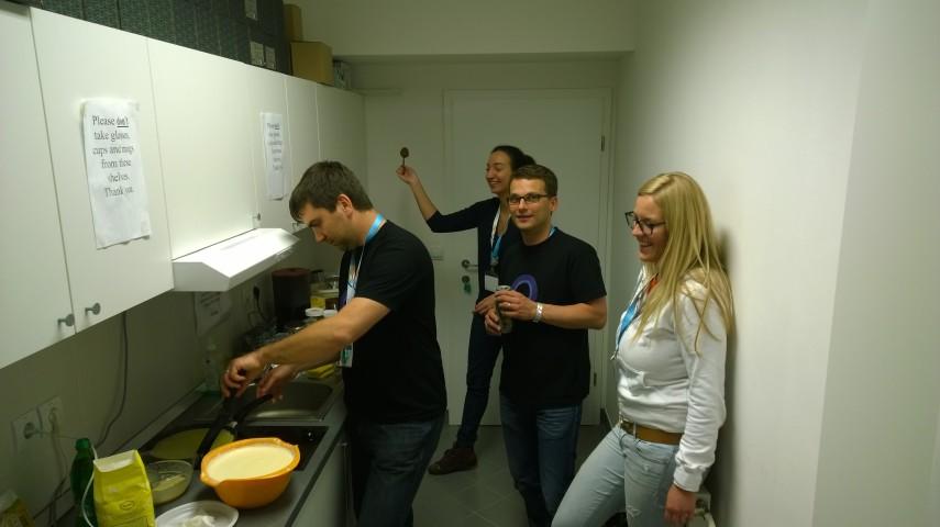 Publis Brezice Pancakes Team