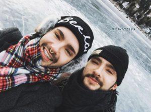 Bill Kaulitz & Tom Kaulitz Jan 2017