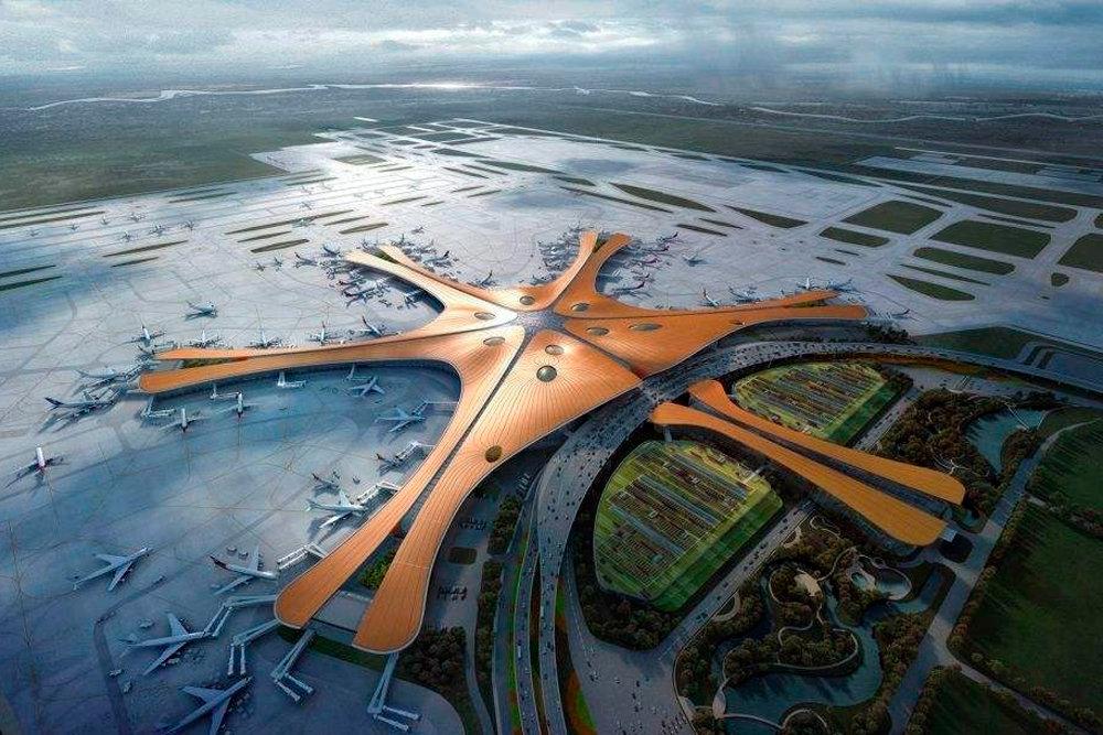 аэропорты китая