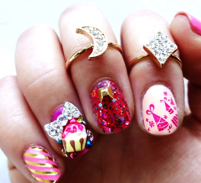 Pictures of nails art design