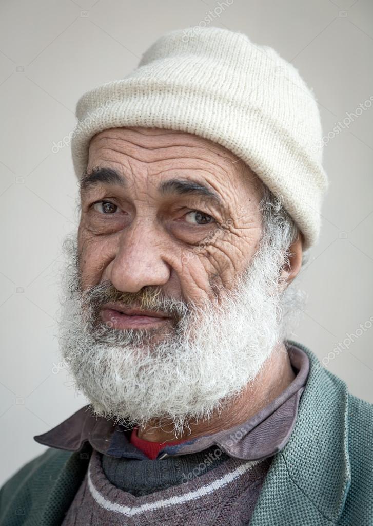 Фото араба с бородой