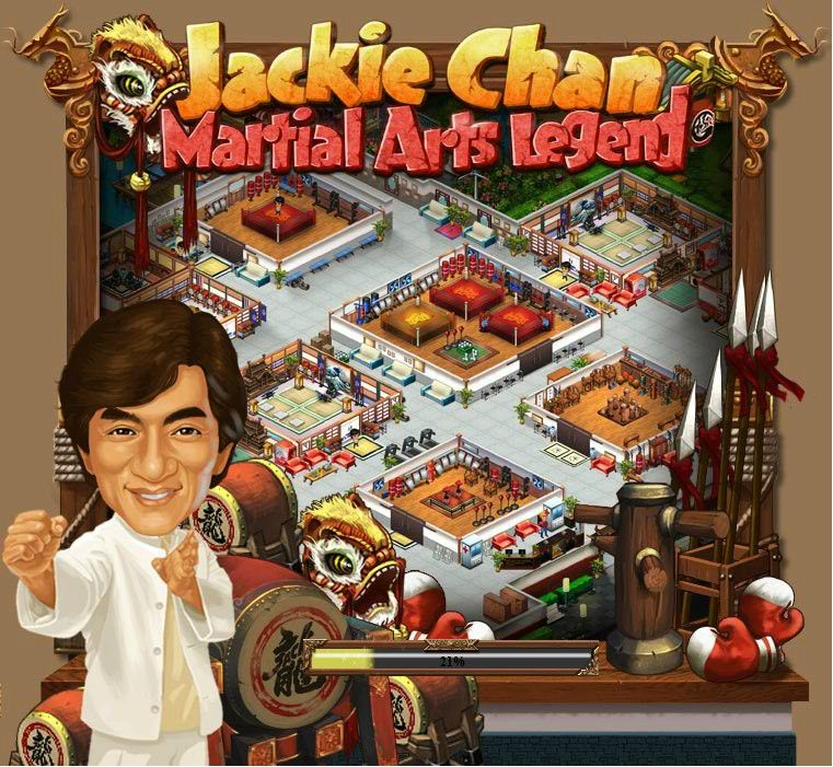 Jackie chan martial arts legend game