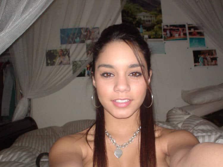 Vanessa Hudgens Leaked 2007 images (2)