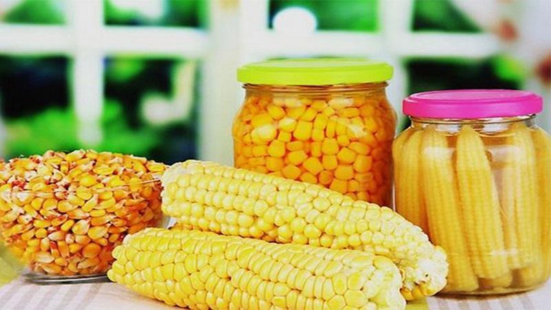 Как заготовить на зиму кукурузу