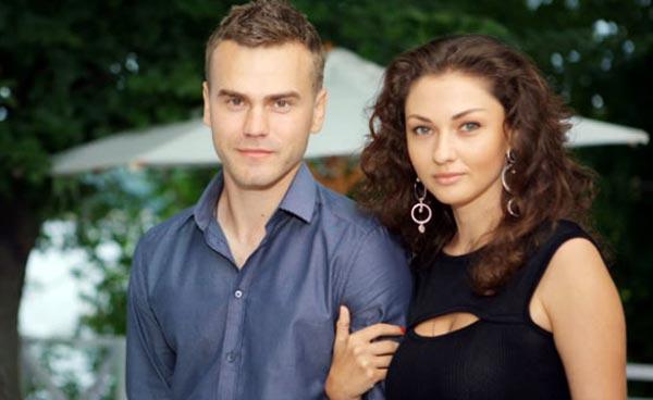Екатерина Герун и Игорь Акинфеев 2