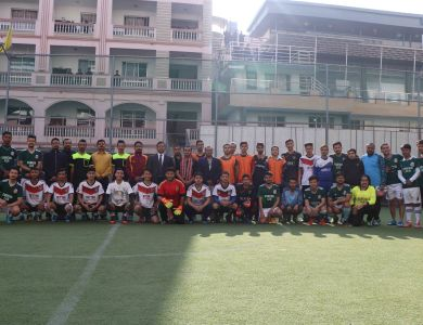 Shankar Lal Kedia Memorial Tournament to Support Desperate School