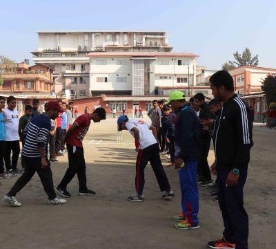 Inter-house Cricket Tournament