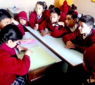 Maths Textual Quiz Contest for Grade III and IV Students