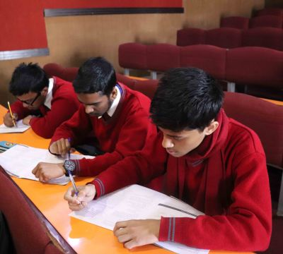 First Level Olympiads Toppers Attended Second Level Test