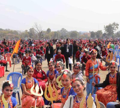 Wide Participation of DAViansin 'Gita Gyan Parikshya'