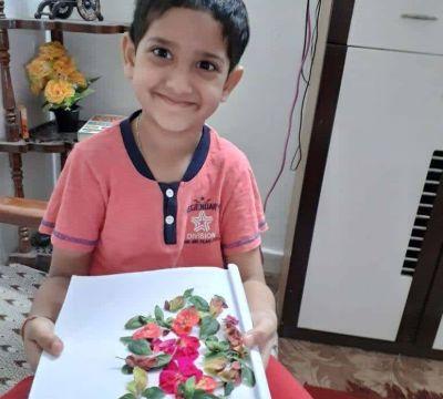 Celebration of World Environment Day (Grade I to IV)