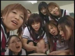 Asian school girls fucking there teacher porno