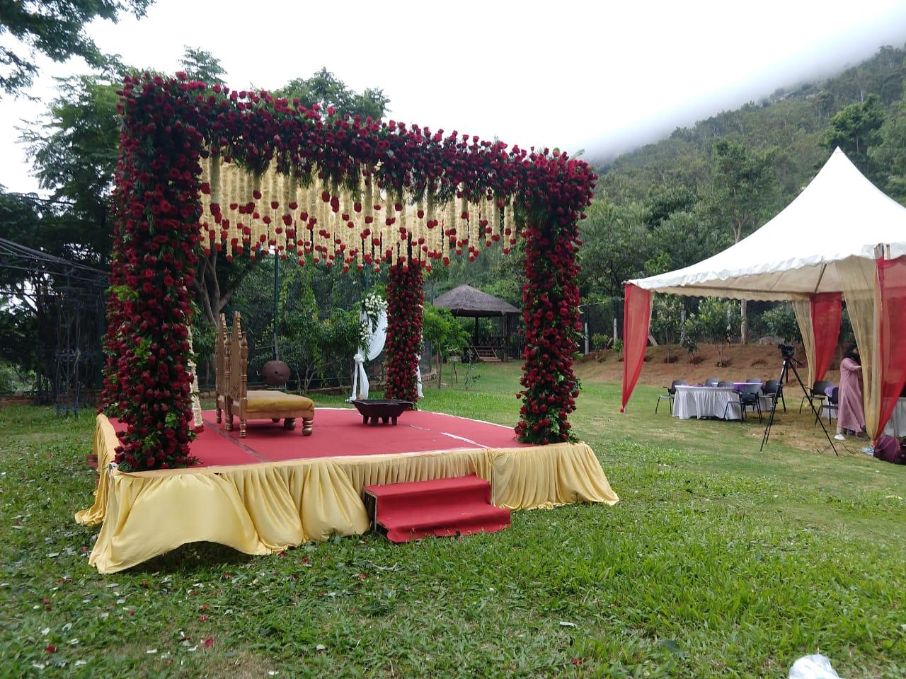 destination wedding bangalore