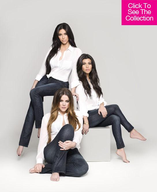 Kourtney kardashian jeans sears