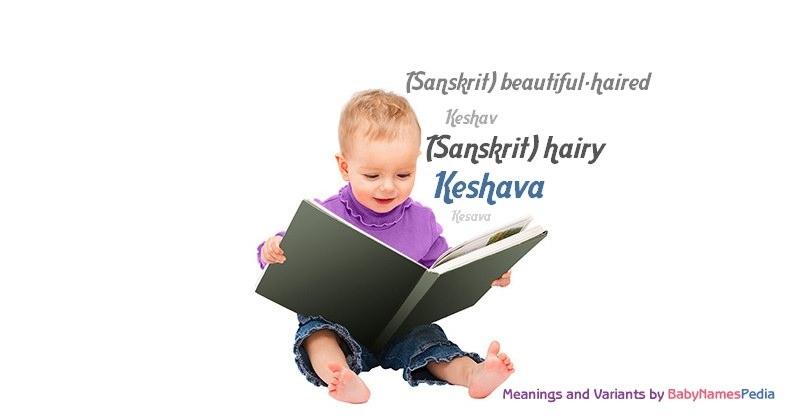 Keshava meaning