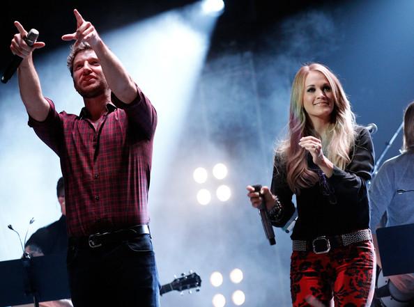 Carrie underwood benefit concert