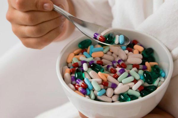 лекарства-