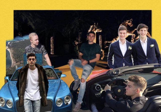 Мужчины богатые россии