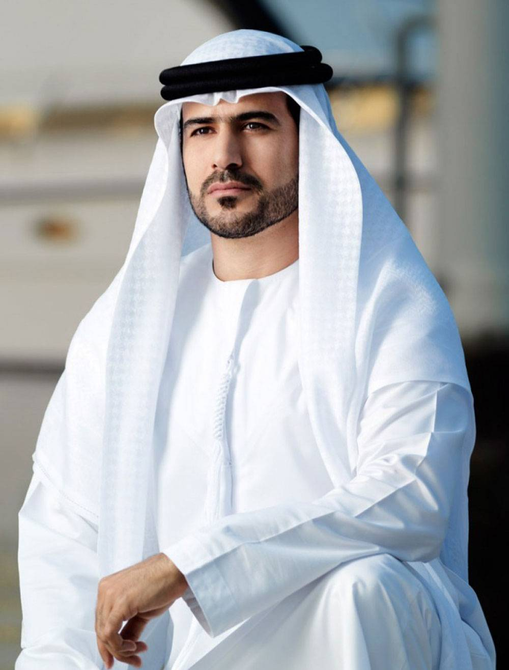 Национальный костюм саудовской аравии