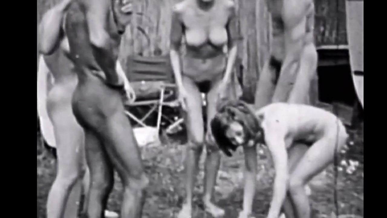 Adult nudism video clip