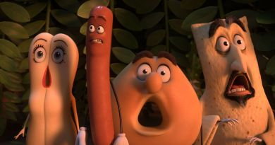 Sausage Party: A Different Take on Animated Movies …