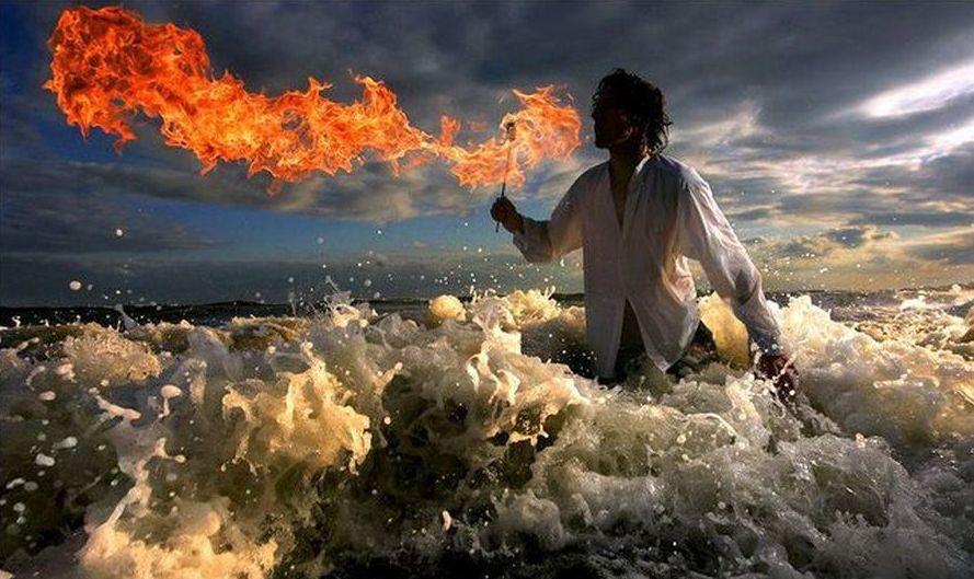 Стихии огня земли воды воздуха огня воды