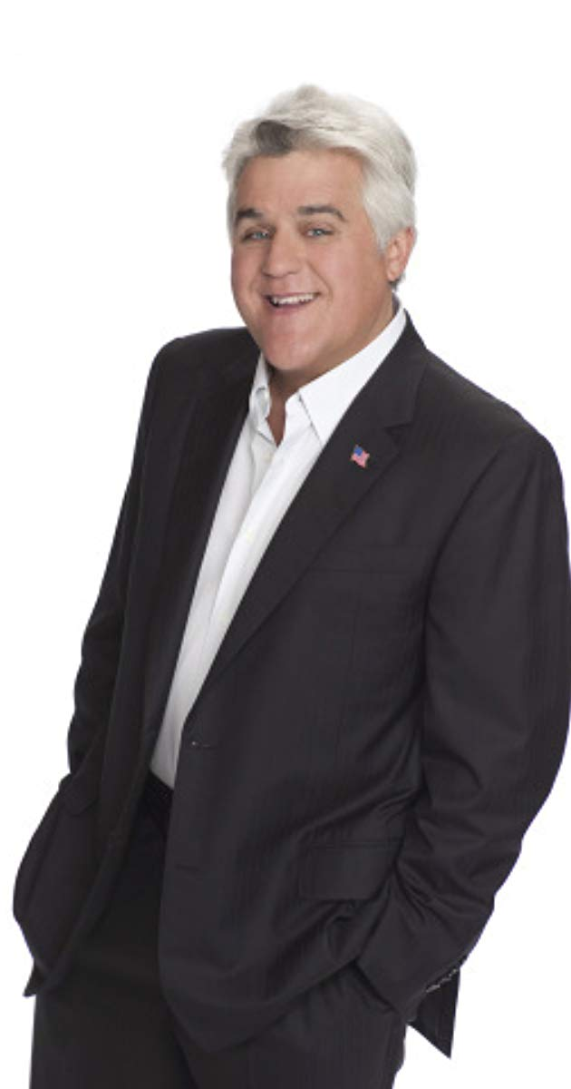 Jay leno movies and tv shows