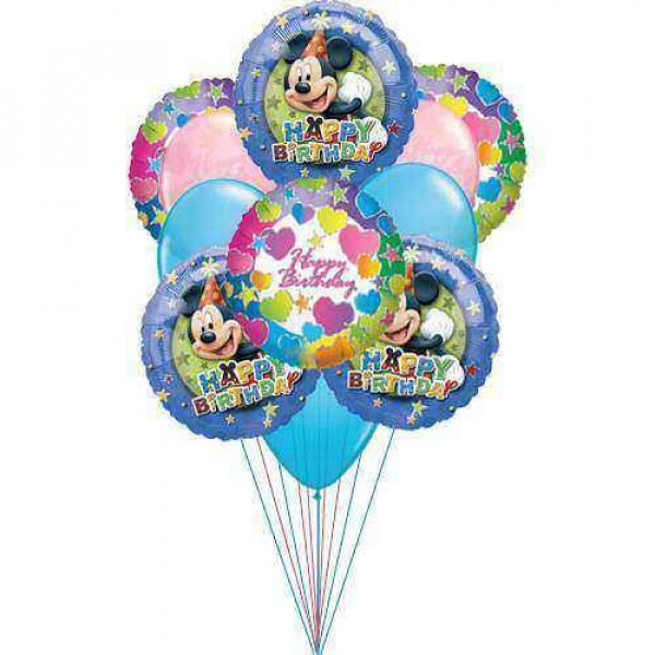 Disney mix birthday