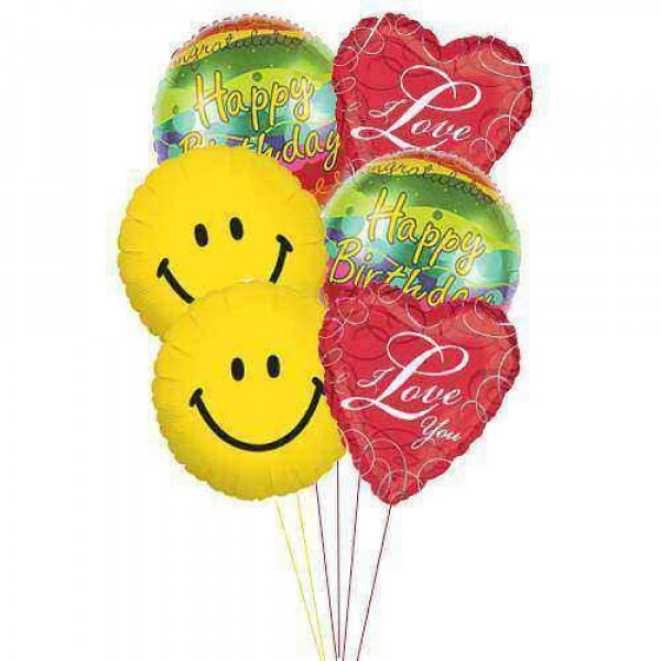 Birthday love Balloons