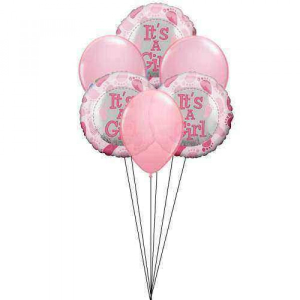 Balloons for little beauty