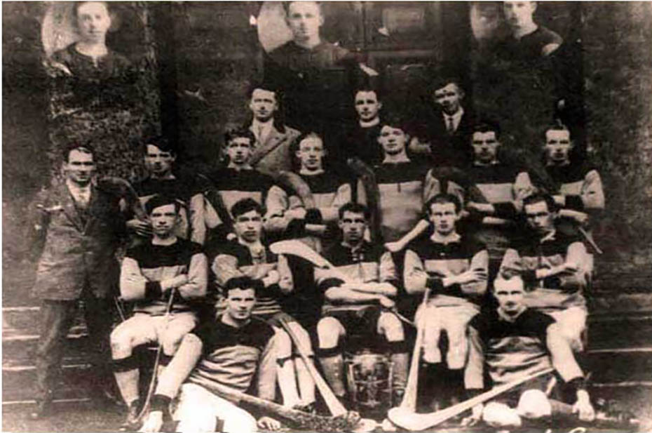 Galway 1923 Hurling All-Ireland Champions