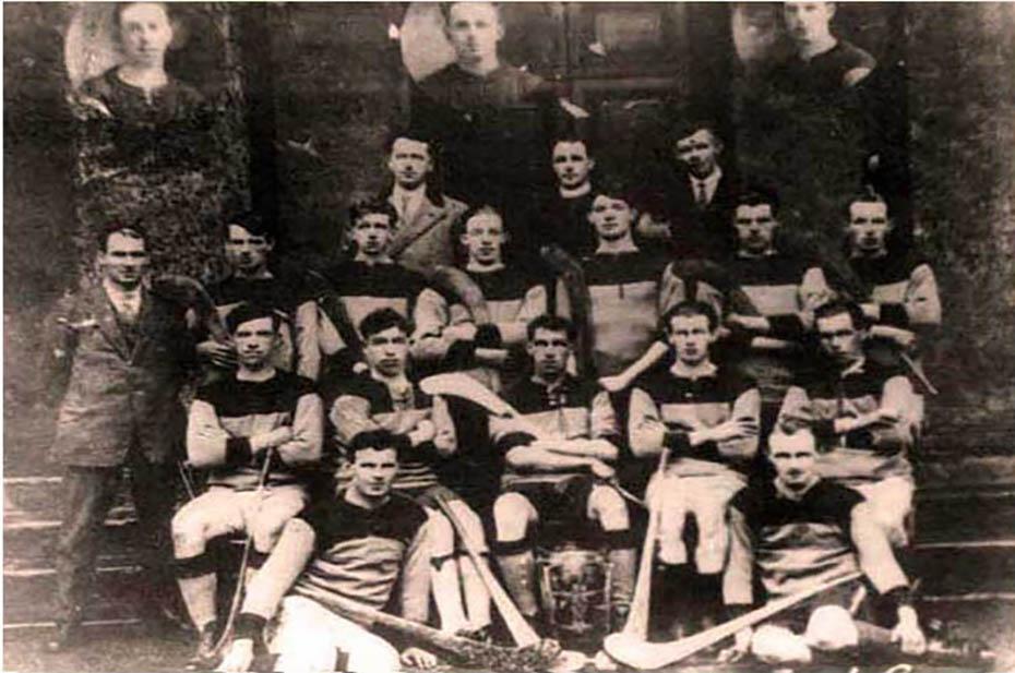 Galway 1923 Hurling All-Ireland Champions