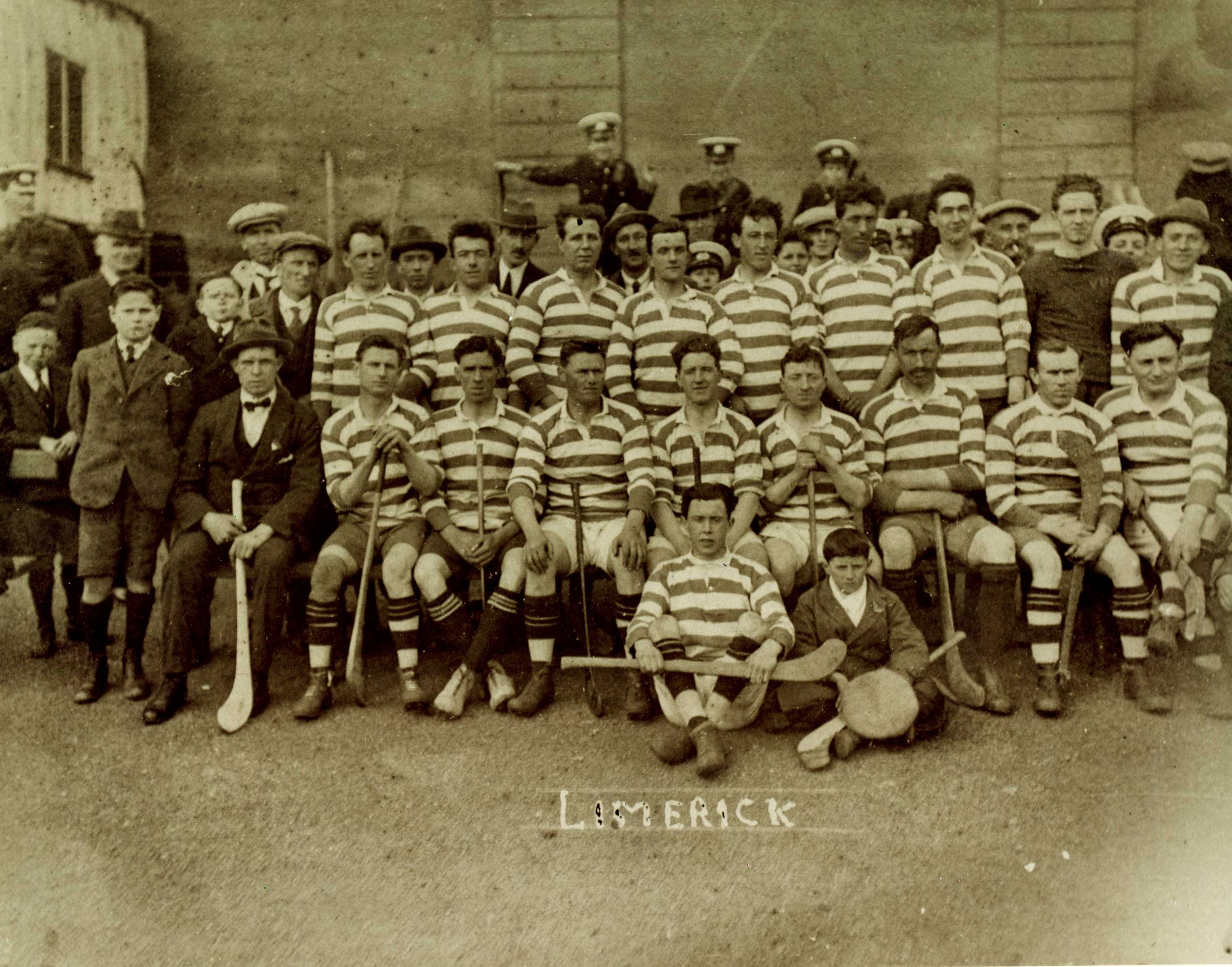 Limerick 1921 Hurling All-Ireland Champions
