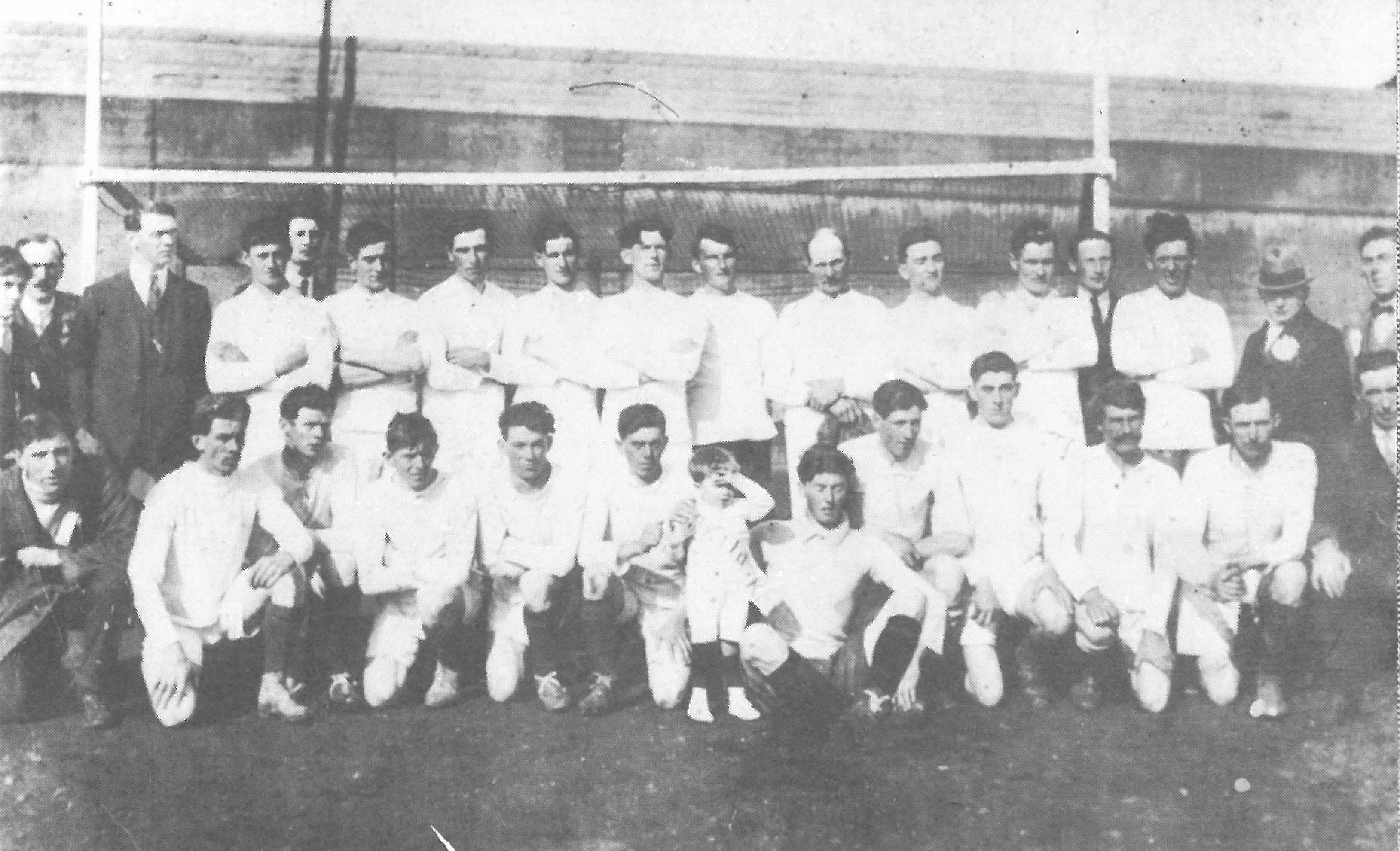 Kildare (Caragh) 1919 Football All-Ireland Champions
