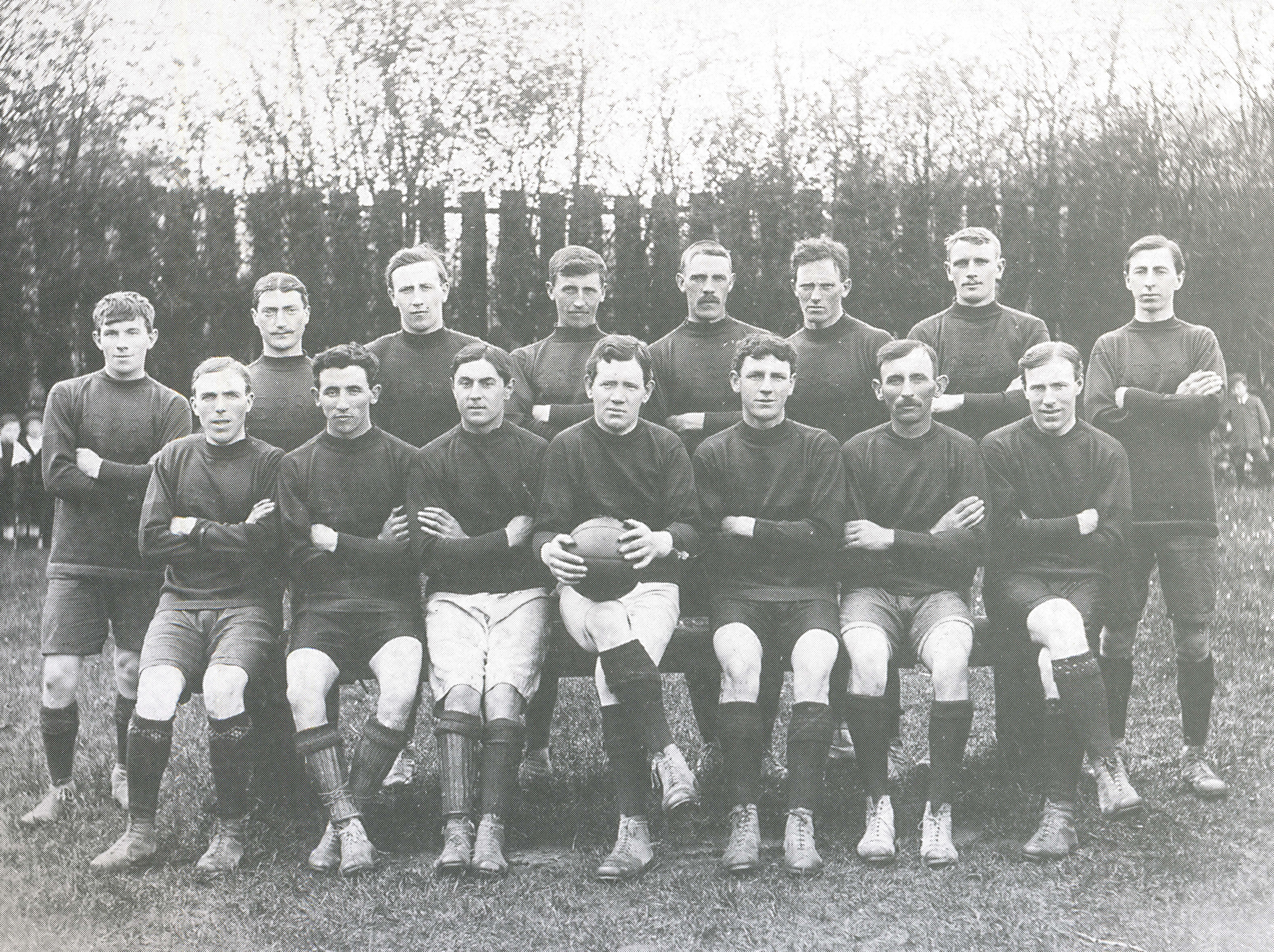 Kerry (Killarney) 1914 Football All-Ireland Champions