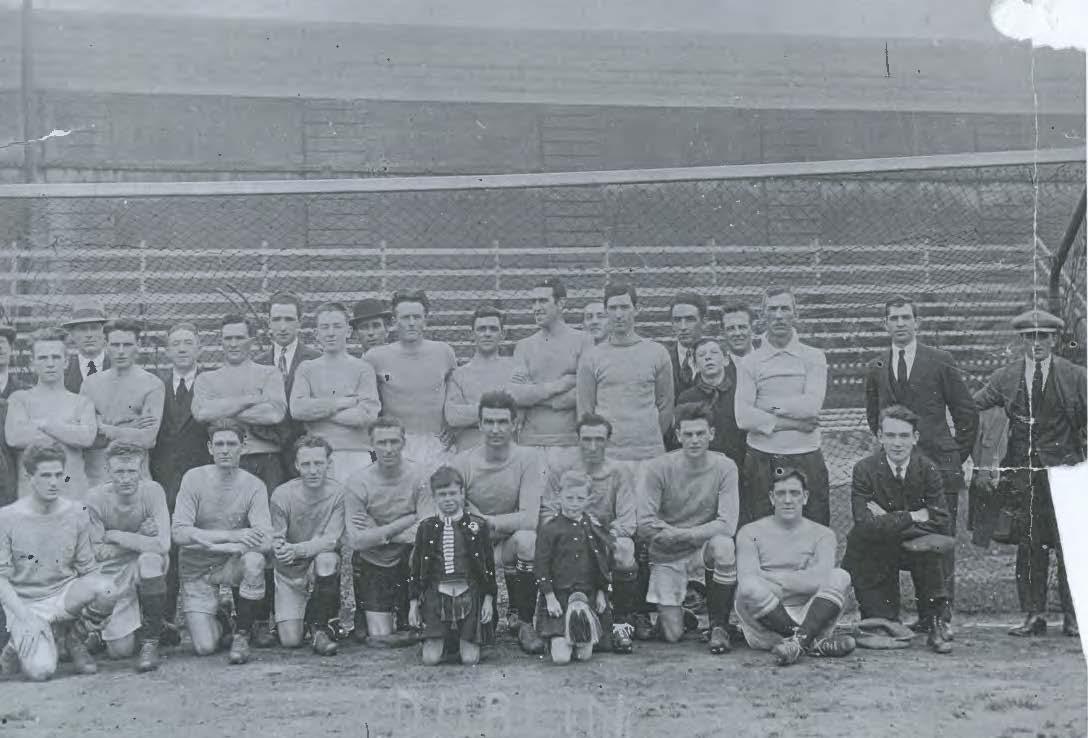 Dublin 1923 Football All-Ireland Champions