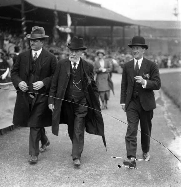 Laurence Ginnell TD at Croke Park, 1919