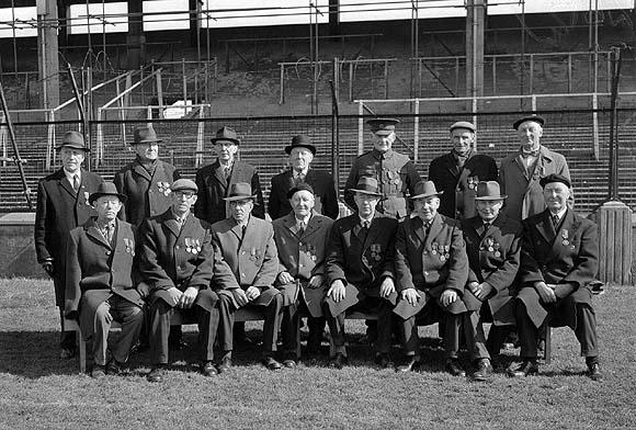 1916 Survivors at Croke Park, 1966