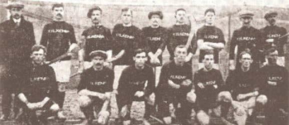 Kilkenny (Mooncoin) 1913 Hurling All-Ireland Champions