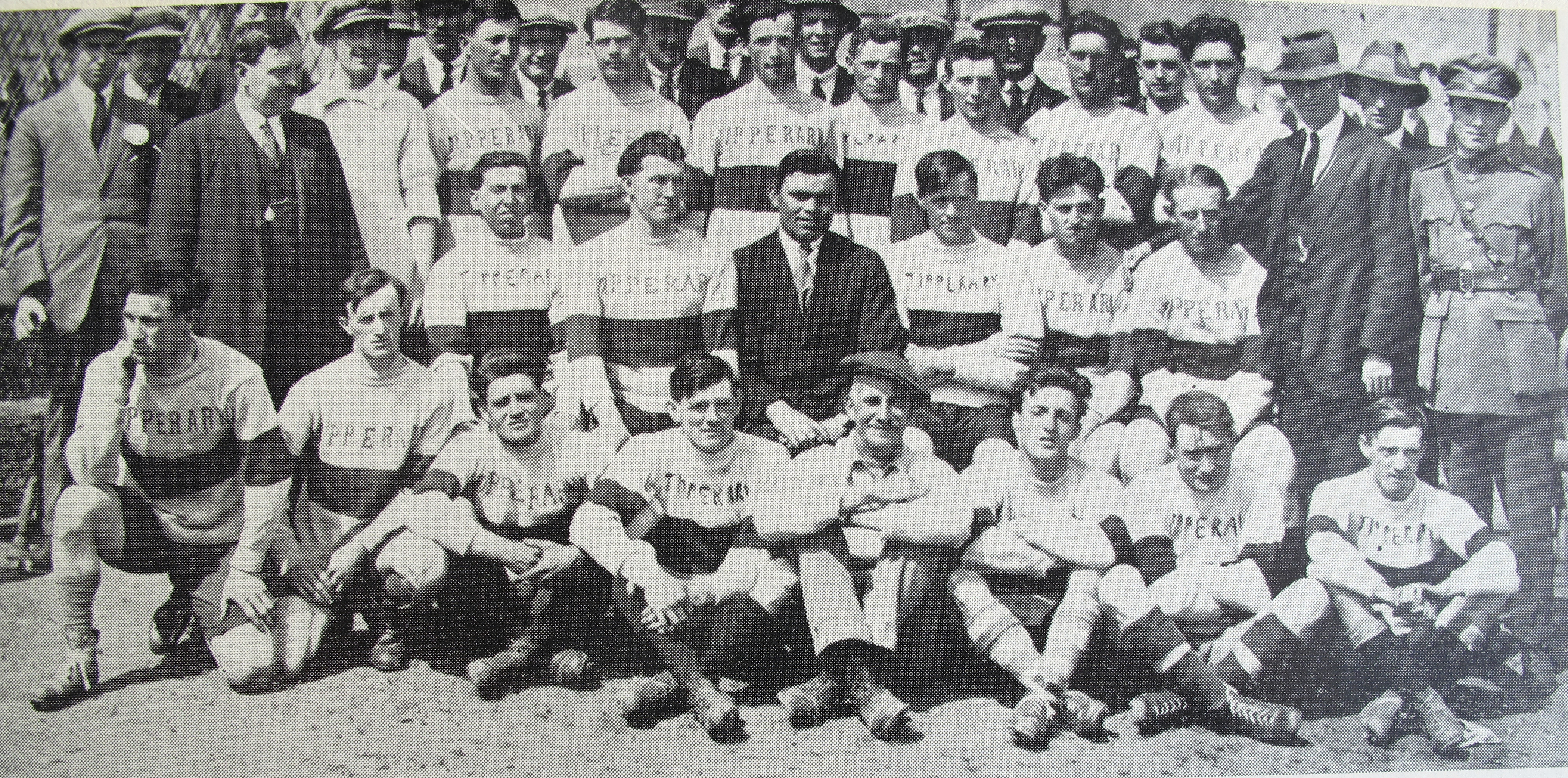 Tipperary 1920 Football All-Ireland Champions