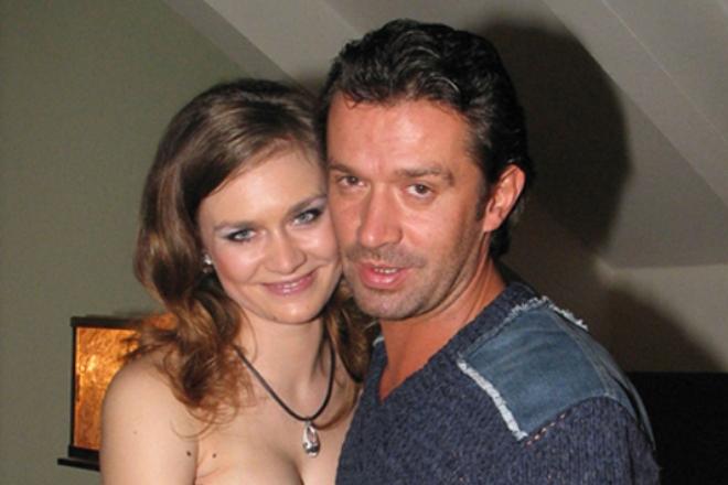 Мария с отцом Владимиром Машковым