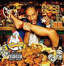 Ludacris chicken and beer song list