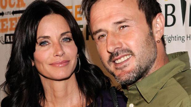 David and courteney arquette divorce